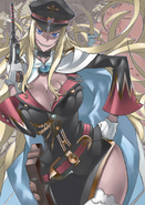 VC3 Lydia Complete Artworks