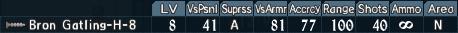 Gatling turret 5-8