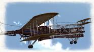 ISARA Biplane