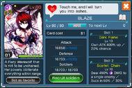 Blaze (max level, max skill, max SC)
