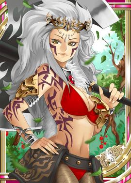 Queen of Amazons H