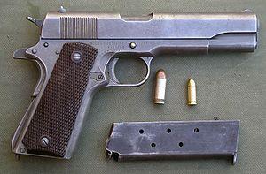 File:300px-M1911 Pistol US.jpg