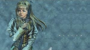 Valkyrie Profile 2 「Queen Wasp Boss」 1080p-0