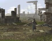 Serdberg Mountain Ruins