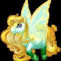 Sunny Meadow Spring Fairy