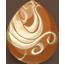 Flaxen Chestnut Spring Fairy Egg