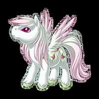 Rose Bearer Pegasus Baby