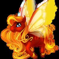 Fire Spring Fairy