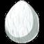 Frost Blue Unicorn Egg