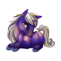 Celestial Unicorn Baby