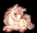 Soft Blossoms Unicorn