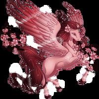 Sakura Spirit Pegasus