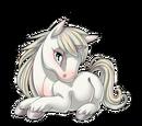 Winter White Unicorn