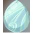 Glass Ghost Pegasus Egg