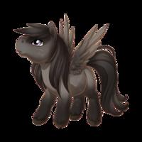Steel Pegasus Baby