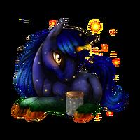 Fireflies Unicorn Baby