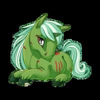 Braaaiiinsss Unicorn Baby