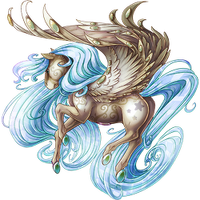 Crystal Gem Pegasus V2 Pearl