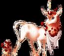 Poppy Heraldic Unicorn
