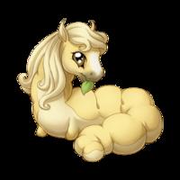 Palomino Spring Fairy Baby
