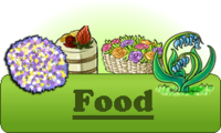 Food Button Spring