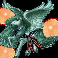 Lady Liberty Alicorn