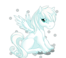 Blizzard Alicorn