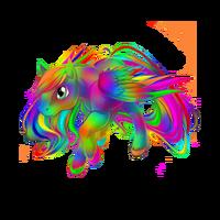 Psychedelic Pegasus Adolescent