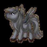 Gargoyle Pegasus Baby