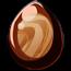 Red Chestnut Pegasus Egg