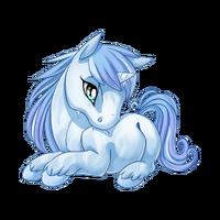 Ice Unicorn Baby