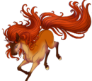 Red Fox Unicorn
