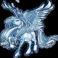 Frostbite Alicorn