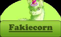 Fakiecorn Button Spring
