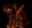 Shadowed Monarch Pegasus
