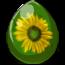 Sunflower Unicorn Egg