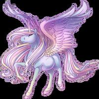 Soft Yarn Alicorn