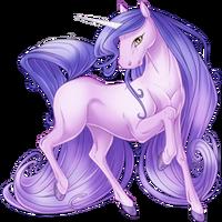 Lilac Unicorn V2