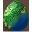 Peacock Egg