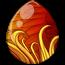 Fire Alicorn Egg