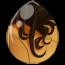 Buckskin Alicorn Egg
