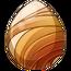 Sunrise Grace Alicorn Egg