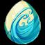 Sandcastles Unicorn Egg