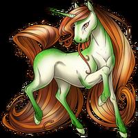 Caramel Apple Unicorn V2