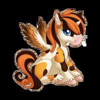 Calicorn Alicorn Baby
