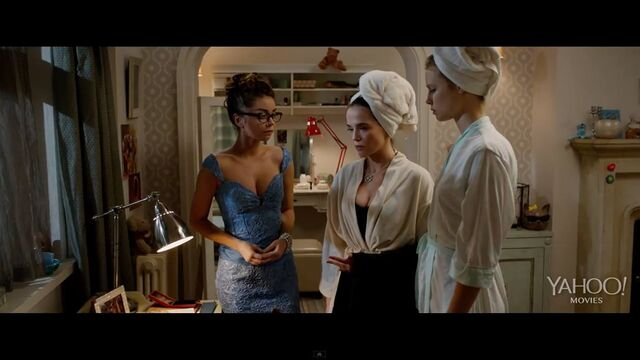 File:Natalie, Rose and Lissa getting ready for dance.jpg