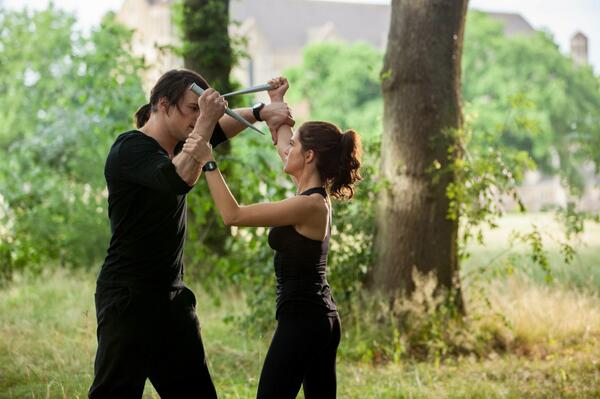 File:Rose and Dimtri fight training.jpg