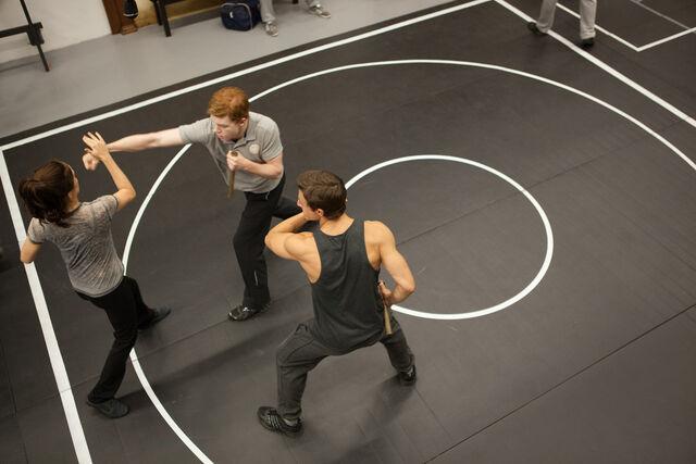 File:Rose training with Mason and Dhampir.jpg