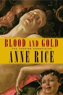 Blood And Gold book cover