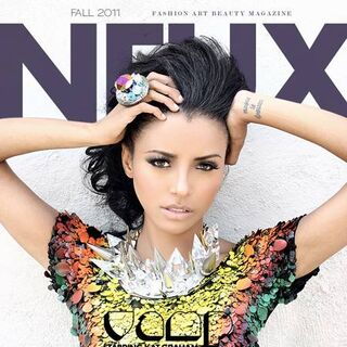 Neux — Fall 2011, United States, Kat Graham
